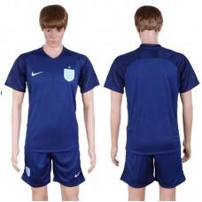 2017-2018 National Men England Away Suits Soccer Jersey