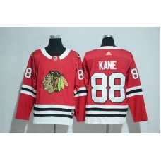 2017 Chicago Blackhawks 88 Kane red Adidas jerseys