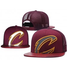 2018 NBA Cleveland Cavaliers Snapback hat 05171
