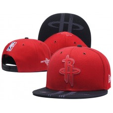 2018 NBA Houston Rockets Snapback hat 0506