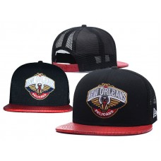 2018 NBA New Orleans Pelicans Snapback hat 0506