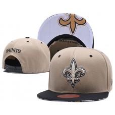 2018 NFL New Orleans Saints Snapback hat LT0505
