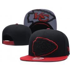 2018 NFL Kansas City Chiefs Snapback hat GSMY818