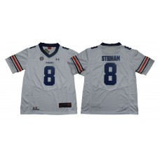 Men Auburn Tigers 8 Stidham White SEC NCAA Jerseys
