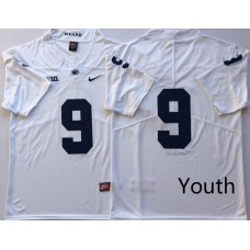 Youth Penn State Nittany Lions 9 Mcsorley White Nike NCAA Jerseys