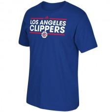 2016 NBA Los Angeles Clippers adidas Dassler T-Shirt - Royal