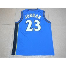 2017 NBA Washington Wizards 23 Jordan blue jerseys