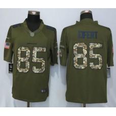 2016 Cincinnati Bengals 85 Eifert Green Salute To Service New Nike Limited Jersey