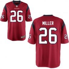 2016 Houston Texans 26 MILLER red Nike Kids Jerseys