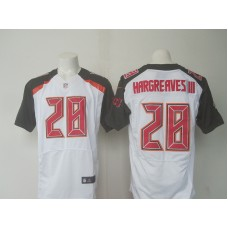 2016 Tampa Bay Buccaneers 28 Hargreaves III white Nike Elite Jerseys