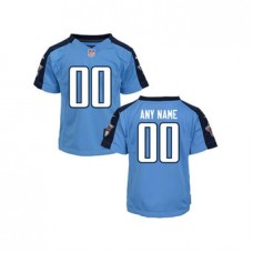 Infant Tennessee Titans Nike Light Blue Custom Alternate Jersey