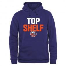2016 NHL New York Islanders Top Shelf Pullover Hoodie - Royal